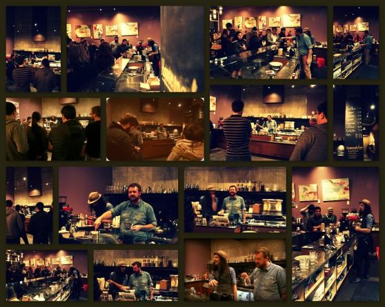 #TNTNW @ Cafe Cesura.